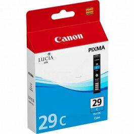Canon PGI 29 C blækpatron Cyan 36 ml
