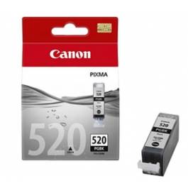 Canon PGI 520 CLI 521 Sampak 5 stk (1 stk sort 21 ml/ 1 stk sort / Cyan / magenta / gul 10,5 ml)