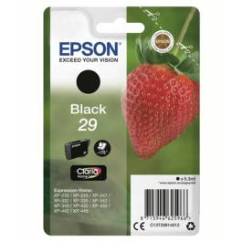 Epson 29 T2981 BK – C13T29814012 – Sort 5,3 ml