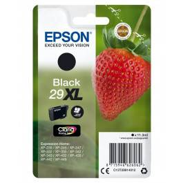 Epson 29XL T2991 BK – C13T29914012 – Sort 11,3 ml