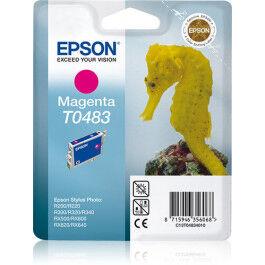 Epson T0483 M – C13T04834010 – Magenta 430 sider