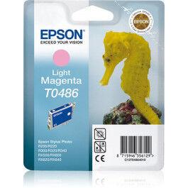 Epson T0486 LM – C13T04864010 – Lys Magenta 430 sider