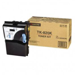 Kyocera TK-820 BK lasertoner – 1T02HP0EU0  – Sort 15000 sider