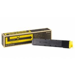 Kyocera TK-8345 Y lasertoner – 1T02L7ANL1  – Gul 12000 sider