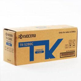 Kyocera TK-5280 C lasertoner – 1T02TWCNL0  – Cyan 11000 sider