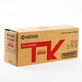 Kyocera TK-5280 M lasertoner – 1T02TWBNL0  – Magenta 11000 sider
