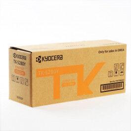 Kyocera TK-5280 Y lasertoner – 1T02TWANL0  – Gul 11000 sider