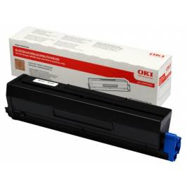 OKI B 430/440 BK lasertoner – 43979202  – Sort 7000 sider