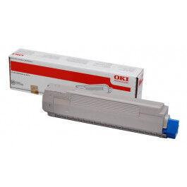 OKI MC 851/861 BK lasertoner – 44059168  – Sort 7000 sider