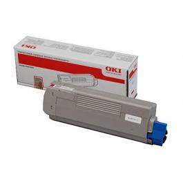 OKI C 610 M lasertoner – 44315306  – Magenta 6000 sider