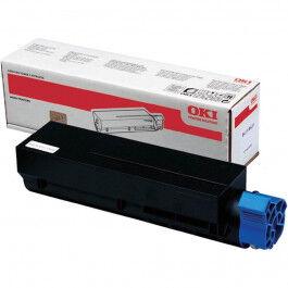 OKI B 411/431 BK lasertoner – 44574702  – Sort 3000 sider