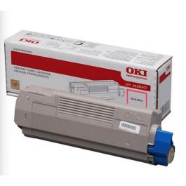 OKI MC 760/770/780 M lasertoner – 45396302  – Magenta 6000 sider