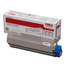 OKI MC 760/770/780 BK lasertoner – 45396304  – Sort 8000 sider