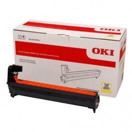 OKI C 823/833/843 Y Tromle – 46438001  – Gul 30000 sider