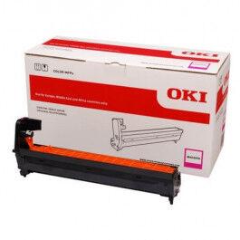OKI C 823/833/843 M Tromle – 46438002  – Magenta 30000 sider