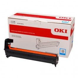 OKI C 823/833/843 C Tromle – 46438003  – Cyan 30000 sider