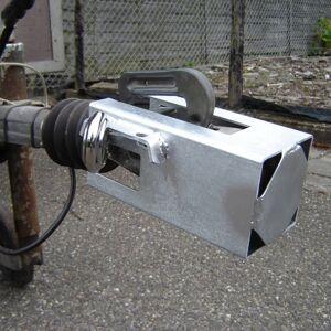 ProPlus Trailerlås 110 x 110 mm 341325S