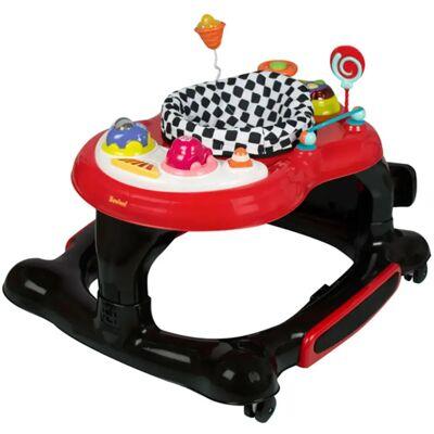 Baninni 3-i-1 gåstol til baby Presto 12 kg rød BNBW008-RDBK - Bæreseler og Babyslynge - Baninni