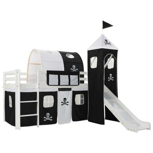 vidaXL loftseng til børn med rut...