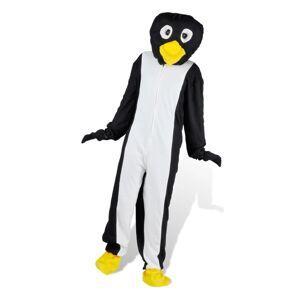 vidaXL Masquerade Costume Unisex Penguin XL-XXL