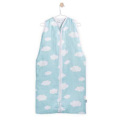 Jollein sovepose til sommer 70 x 43 cm jadefarvet 048-510-65055 - Børnetøj - Jollein