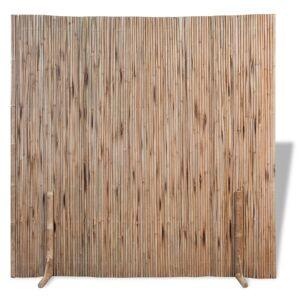 vidaXL bambushegn 180 x 180 cm
