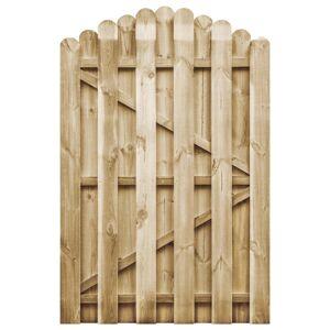 vidaXL havelåge imprægneret fyrretræ 100 x 150 cm