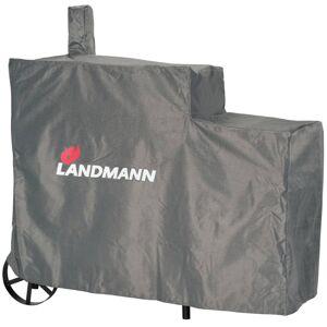 Landmann grillovertræk Premium XL 140 x 65 x 114 cm grå 15709