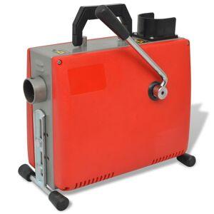 vidaXL afløbsrensemaskine 250 W 15m x 16mm 4,5m x 9,5mm
