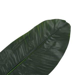 vidaXL kunstige bananblade 5 stk. 50 cm grøn
