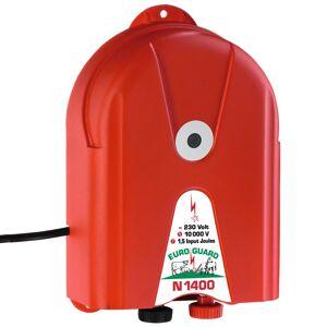Kerbl spændingsgiver til hegn N 1400 plastik rød 44138