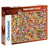 Clementoni puslespil Emoji Impossible 1000 brikker