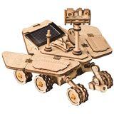 Robotime soldrevet legetøjsbil Vagabond Rover