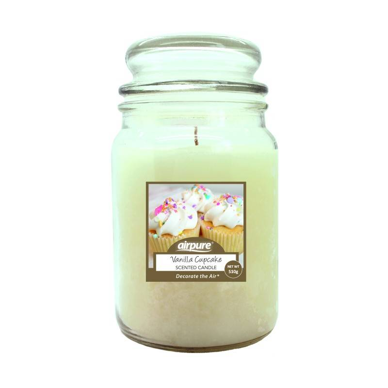 Vanilla Cupcake Scented Candle 510 g Duftlys