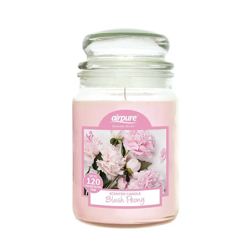 Blush Peony Scented Candle 510 g Duftlys