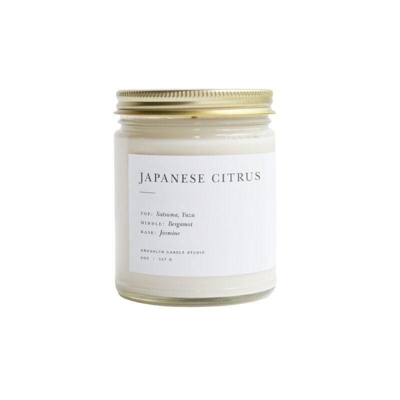 Japanese Citrus Minimalist Candle 227 g Duftlys