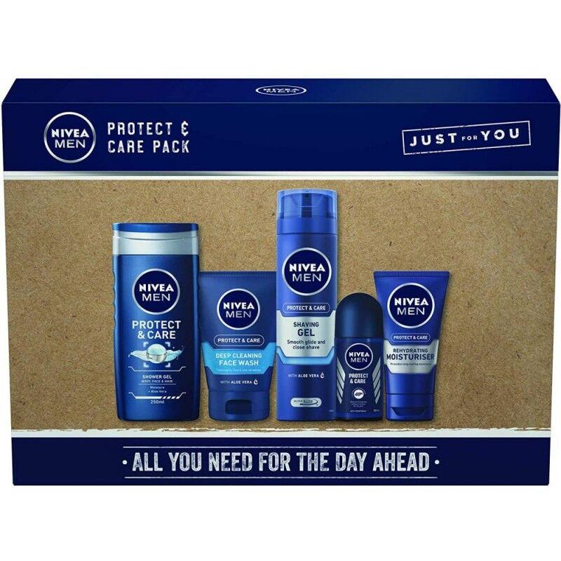 Men Protect & Care Gift Set 5 stk Gaveæske