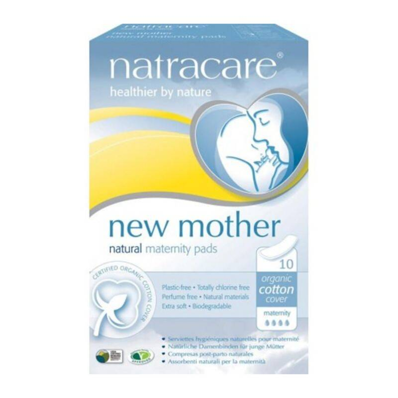 New Mother Maternity Pads 10 stk Bind