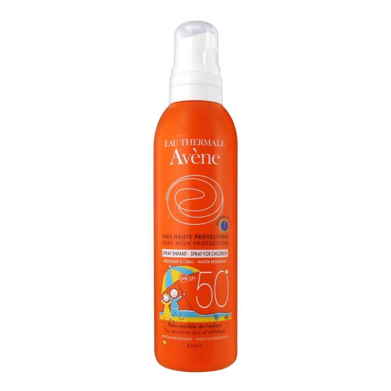 Thermale Very High Protection Spray SPF50+ For Children 200 ml Solspray