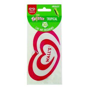 Walls 3D Paper Twister Tropical 1 stk Air Freshener