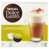 Dolce Gusto Cappuccino 16 stk Kaffekapsler