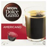 Dolce Gusto Americano 16 stk Kaffekapsler
