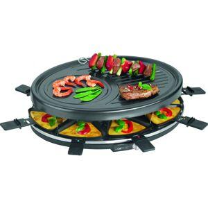 Clatronic RG 3517 Raclette Sort 1 stk Køkkenudstyr