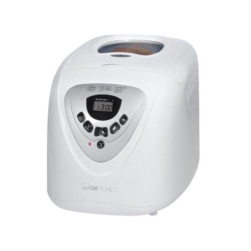 BBA 3505 Automatisk Bagemaskine Hvid 1 stk Køkkenudstyr