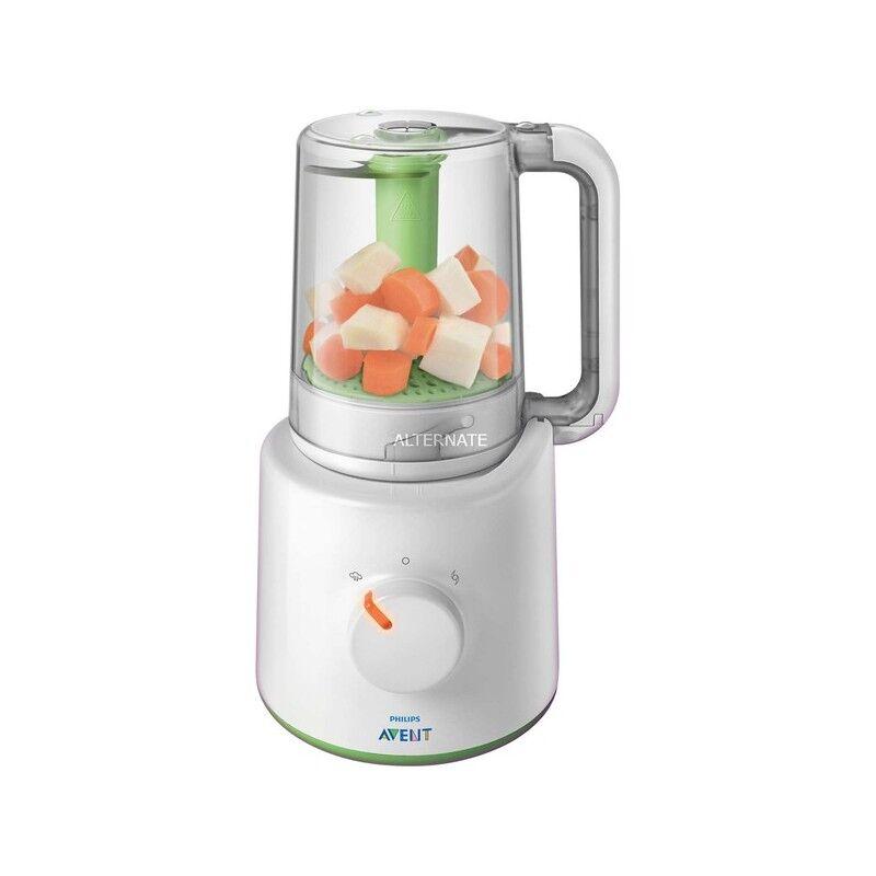 Combined Babyfood Steamer & Blender SCF870/20 1 stk Køkkenudstyr