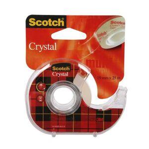 Crystal Tape 19 mm x 25 m Husholdning