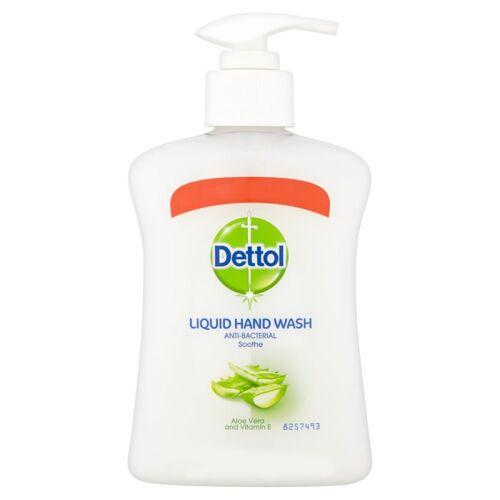 Anti-Bacterial Hand Wash Aloe Ve...