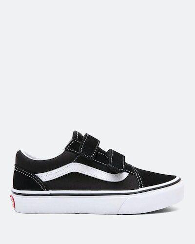 Vans Junior Sko - Old Skool V Hvid Male XL