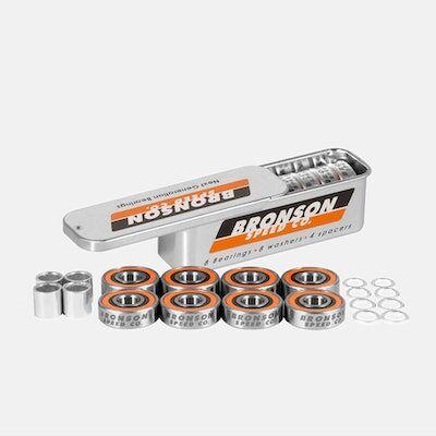 Bronson Speed Co Kuglelejer - G3 Sort Male XL