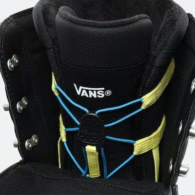 Vans Snowboarding Boots - Hi-Standard OG Sort Female US 7.5